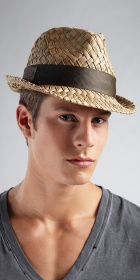 Diesel Clint Service Straw Hat