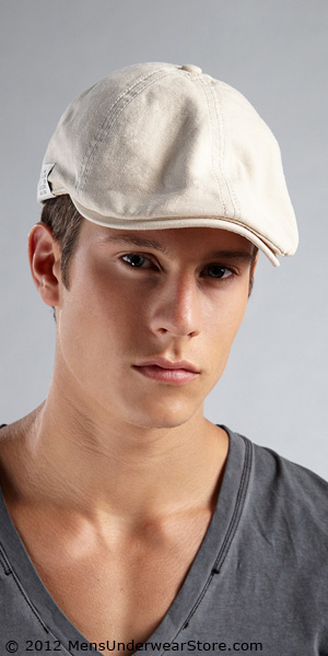 Diesel Carbonel Flat Cap