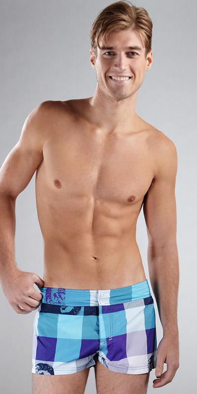 Diesel Grommet Swim Shorts