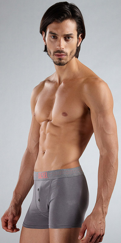 Diesel Button Fly Ben Boxer Brief