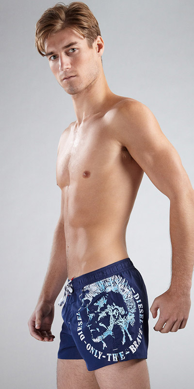 Diesel Coralrif Short Swim Boxer