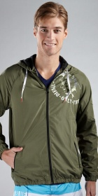 Diesel Laptev Windbreaker