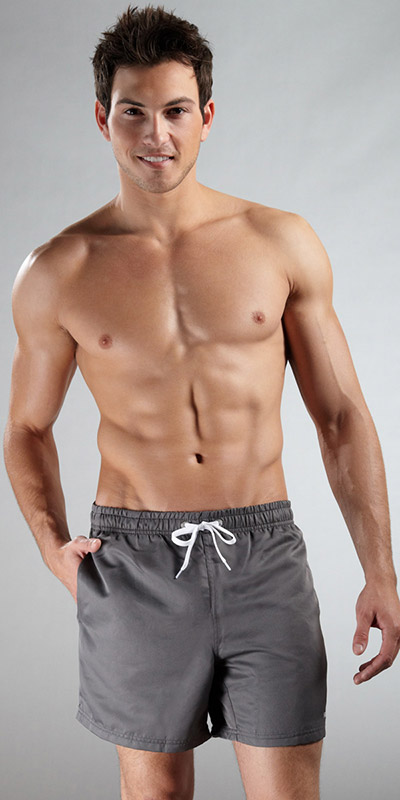 Frank Dandy Mid Cut Swim Shorts