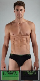 Emporio Armani Cotton Stretch 2-Pack Brief