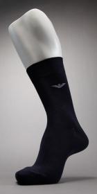 Emporio Armani Basic Eagle Cotton Sock