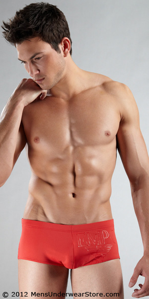 Emporio Armani Stencil Logo Swim Brief