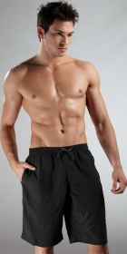 Emporio Armani Gloss Logo Long Swim Short