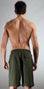 Emporio Armani Gloss Logo Long Swim Short