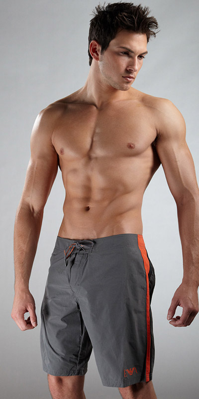 Emporio Armani Long Board Short