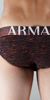 Emporio Armani Dunes Stretch Cotton Brief