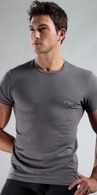 Emporio Armani Soft Cotton Crew Shirt