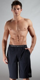 Emporio Armani Pima Lounge Short
