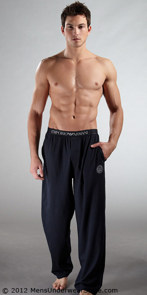 Emporio Armani Pima Lounge Pant