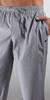 Emporio Armani Yarn Dyed Woven Pant