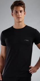 Emporio Armani Soft Cotton Crew