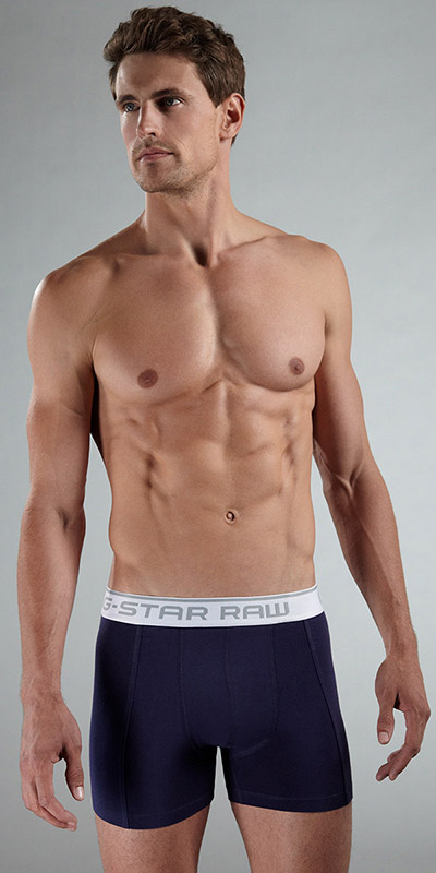 G-Star RAW Sport Trunk 2-Pack