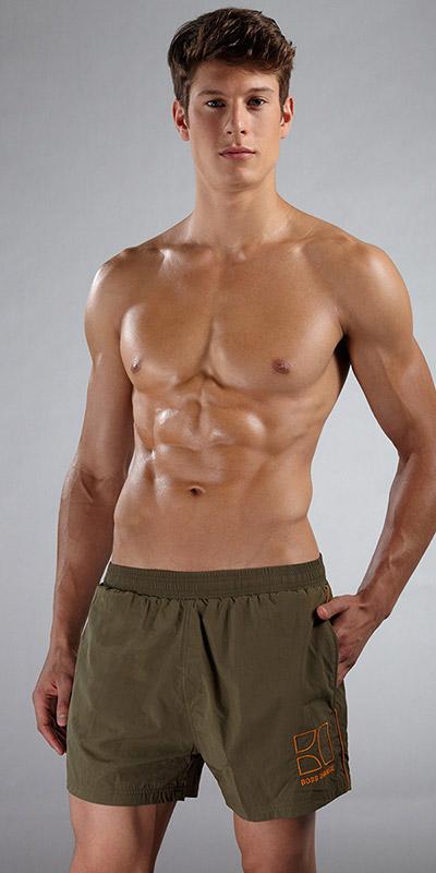 HUGO BOSS  Male Swim Trunks