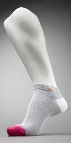 HUGO BOSS Color Block Ankle Sock