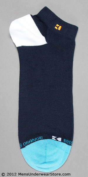 HUGO BOSS Color Block Ankle Sock
