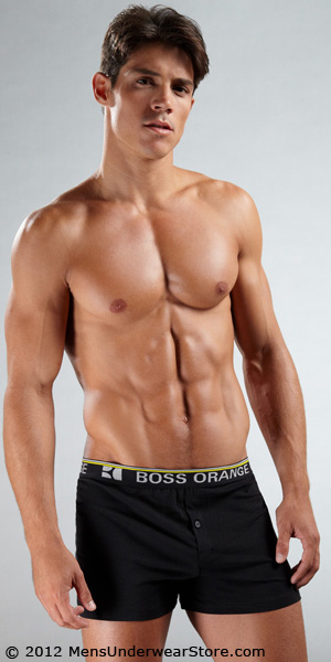 HUGO BOSS Stretch Cotton Boxer