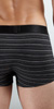 HUGO BOSS Stretch Cotton Striped Trunk