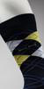 HUGO BOSS Argyle Dress Sock