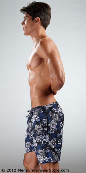 HUGO BOSS Naxos Swim Trunks