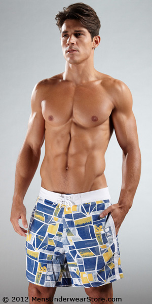 HUGO BOSS Honduras Board Short