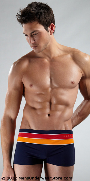 HUGO BOSS Lanternfish Swim Trunk