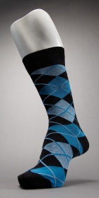 HUGO BOSS Boss Black Calf Sock