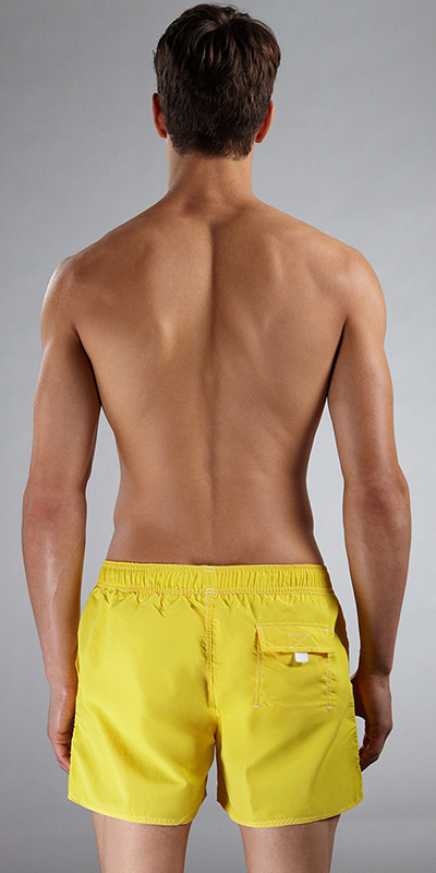 HUGO BOSS Lobster Swim Trunk