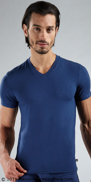 JM Bambou V-Neck Shirt