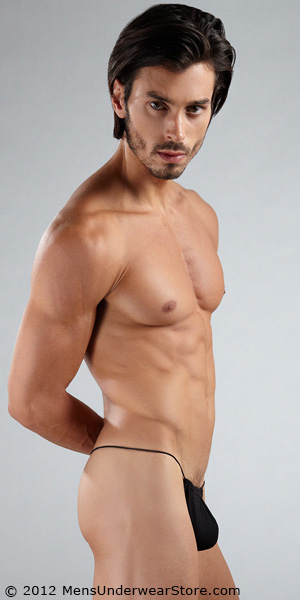 N2N Bodywear Brushed Tactel G-String