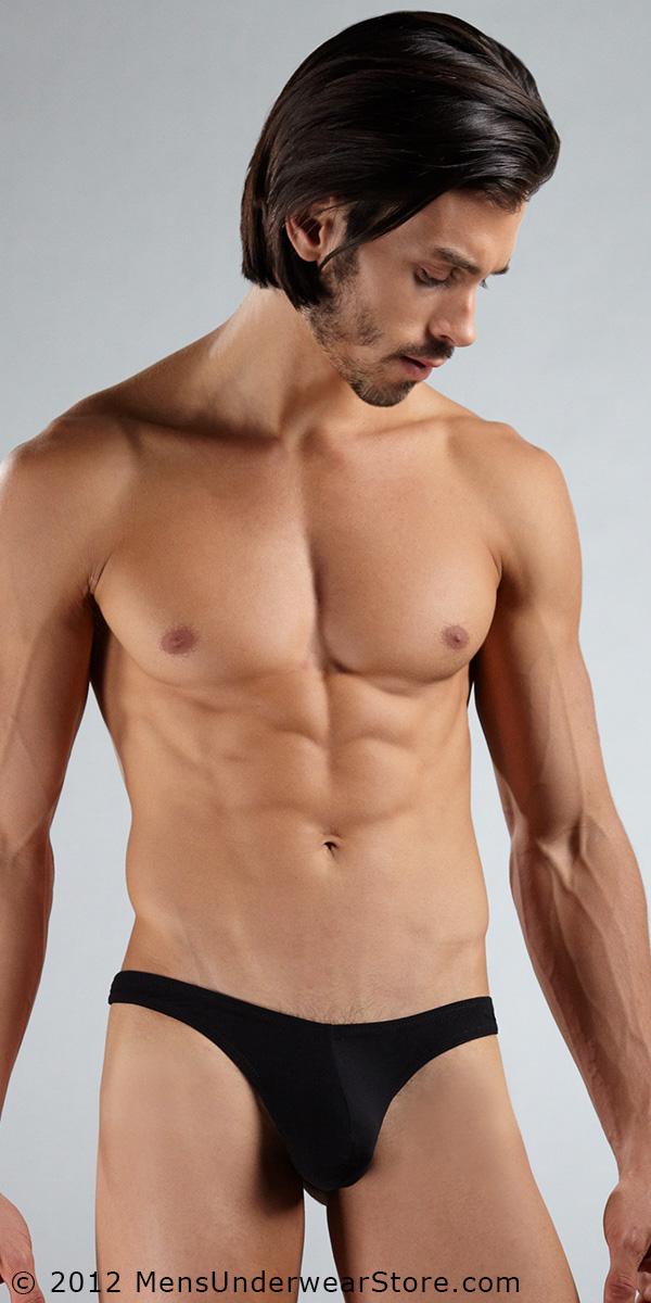 N2N Bodywear Brushed Tactel Thong