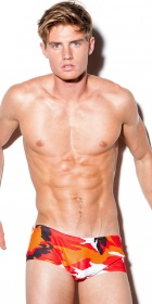 N2N Bodywear Combat Trunk Swimsuit