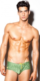 N2N Bodywear Crush Trunk Swimsuit