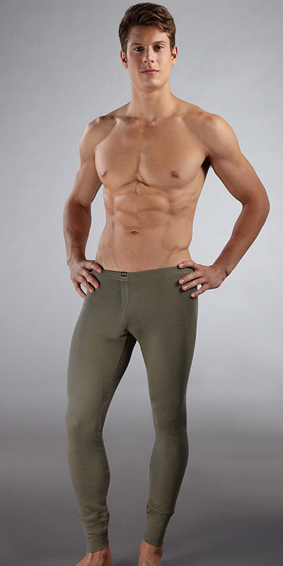 N2N Bodywear Campfire Long Johns