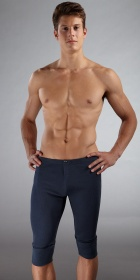 N2N Bodywear Campfire Cropped Long John