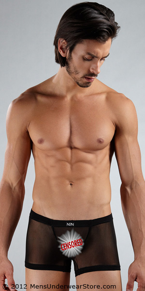 N2N Bodywear Net Pouch Boxer