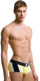 N2N Bodywear Sun Runner Mid Rise Swimsuit