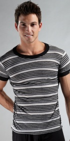 N2N Bodywear Sunset Crew Neck Shirt