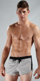 N2N Bodywear Sport Split Short
