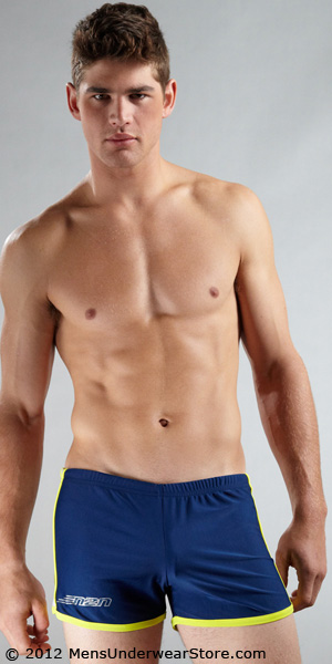 N2N Bodywear Track Sprinter Short