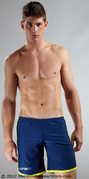 N2N Bodywear Track Long Short
