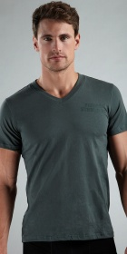 Private Structure Basic V Neck Tee