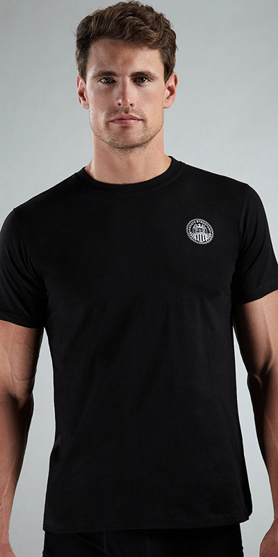 Private Structure Basic Crew Neck Tee