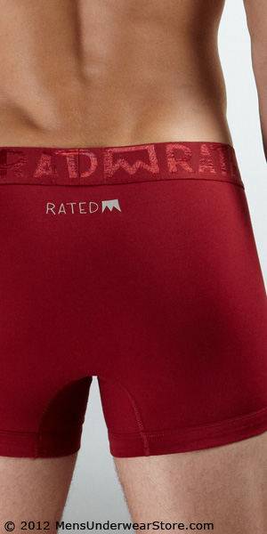 Rated M Elementary Boxer Brief