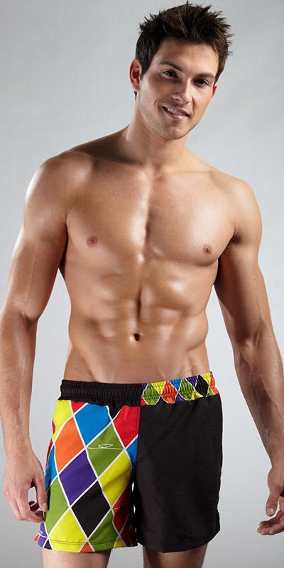 Skmpeez Shortz Quinz Swimsuit