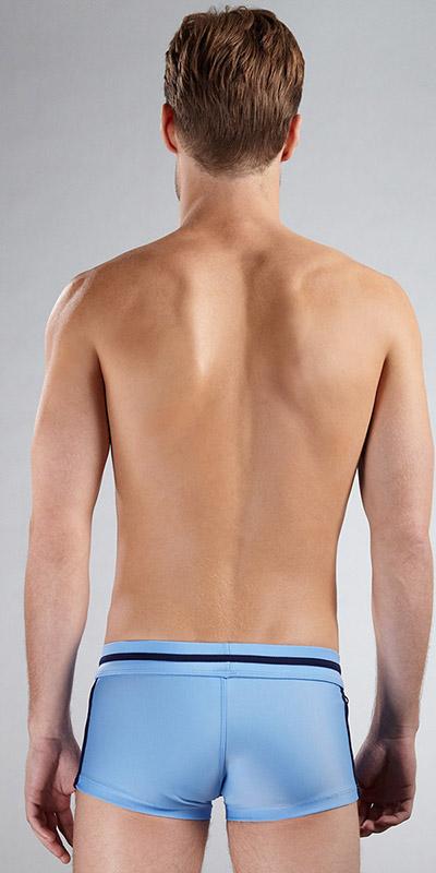Tulio Snap Square-Cut Swimsuit