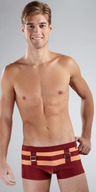 Tulio Striped Swimtrunk